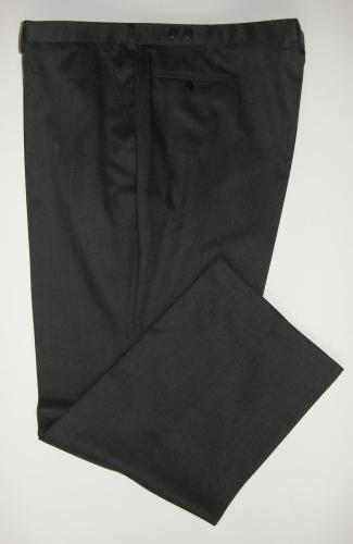 Öltönynadrág - fekete