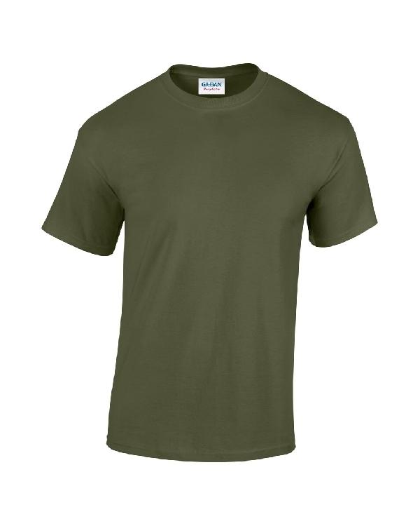 Gildan póló katonai zöld