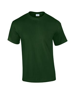 Gildan póló forest green (zöld)