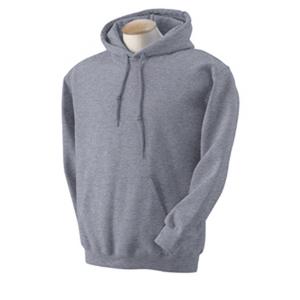 Gildan kapucnis pulóver (sport gray)