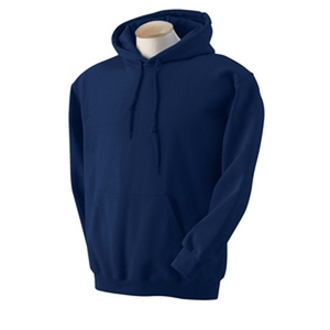 Gildan kapucnis pulóver (navy)
