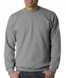 Gildan pulóver (v. szürke)