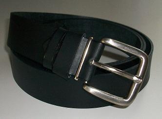 Valódi bőröv (38 mm)