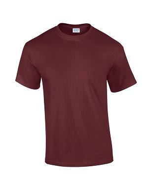 Gildan póló maróni (gesztenye)