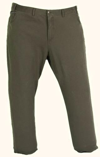"""""""Quintz"""" Dakota Pice bordás vászon nadrág - khaky"""