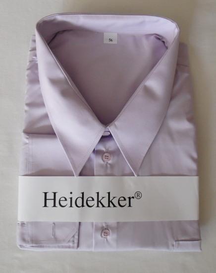 Halvány lila ing-Heidekker