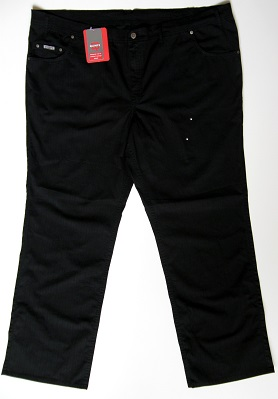 Fekete vászon nadrág - Quintz