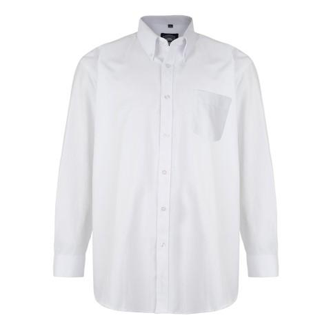 Hosszú ujjú fehér ing